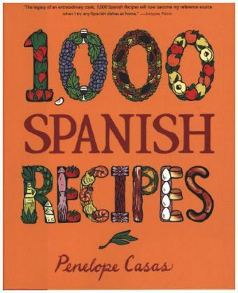 1,000 Spanish Recipes | Dodax.at