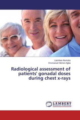 Radiological assessment of patients' gonadal doses during chest x-rays | Dodax.ch