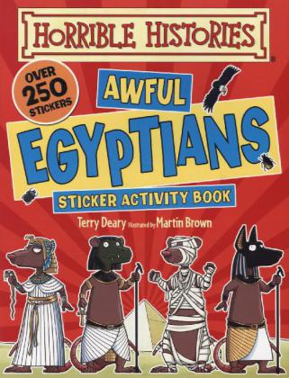 Awful Egyptians Sticker | Dodax.at