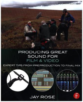 Producing Great Sound for Film and Video | Dodax.pl