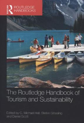 The Routledge Handbook of Tourism and Sustainability | Dodax.ch