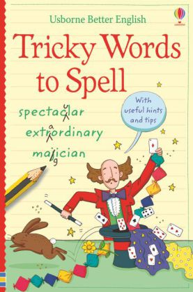 Tricky Words to Spell | Dodax.at