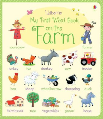 My First Word Book On the Farm | Dodax.at