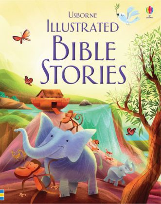 Usborne Illustrated Bible Stories | Dodax.co.uk