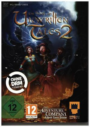 The Book of unwritten Tales 2, 1 DVD-ROM | Dodax.ch