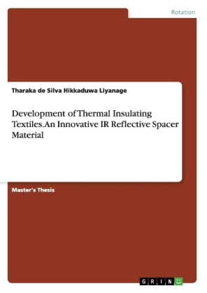 Development of Thermal Insulating Textiles. An Innovative IR Reflective Spacer Material | Dodax.ch