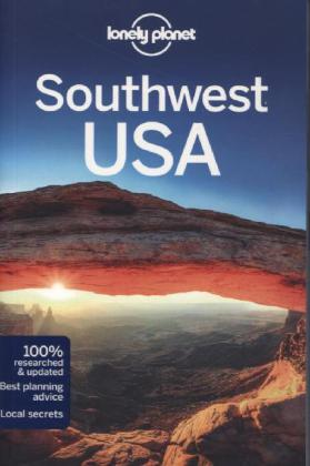 Lonely Planet Southwest USA | Dodax.at