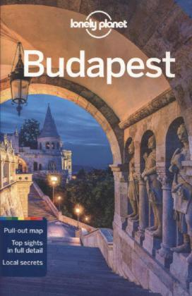 Lonely Planet Budapest, English edition | Dodax.fr
