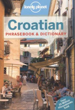 Lonely Planet Croatian Phrasebook & Dictionary | Dodax.pl