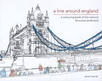 A Line Around England | Dodax.at