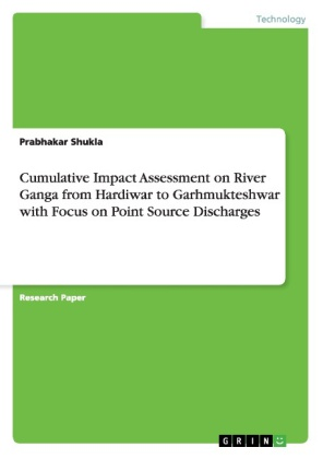 Cumulative Impact Assessment on River Ganga from Hardiwar to Garhmukteshwar with Focus on Point Source Discharges   Dodax.at