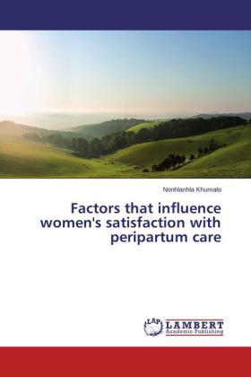 Factors that influence women's satisfaction with peripartum care | Dodax.pl