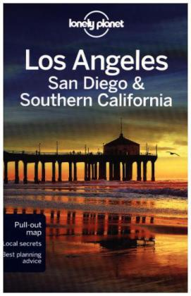 Lonely Planet Los Angeles, San Diego & Southern California | Dodax.at