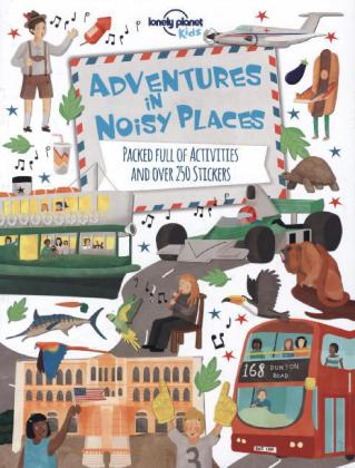 Adventures in Noisy Places   Dodax.at