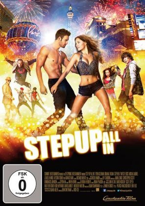 Step Up: All in, 1 DVD | Dodax.com