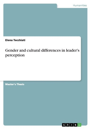 Gender and cultural differences in leader's perception | Dodax.at