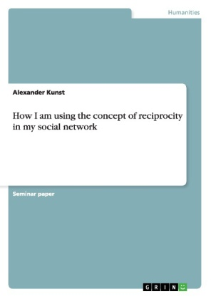 How I am using the concept of reciprocity in my social network | Dodax.pl
