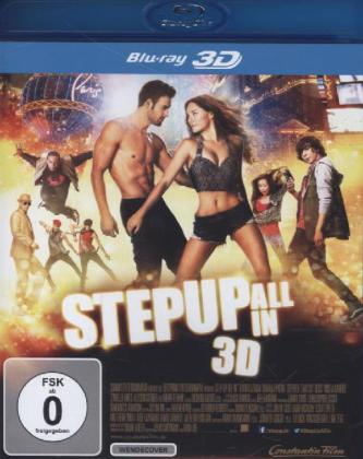 Step Up: All in 3D, 1 Blu-ray | Dodax.nl