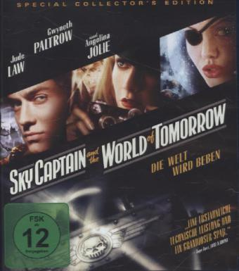 Sky Captain And The World Of Tomorrow, 1 Blu-ray | Dodax.ca