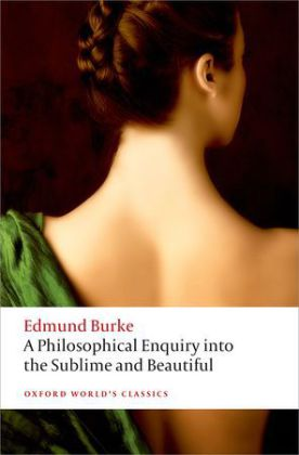A Philosophical Enquiry into the Sublime and Beautiful | Dodax.de
