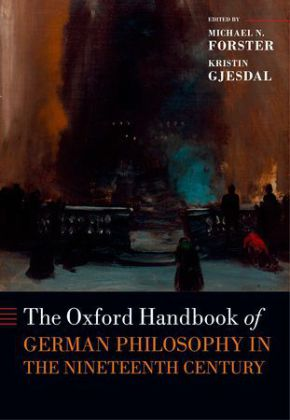 The Oxford Handbook of German Philosophy in the Nineteenth Century | Dodax.pl