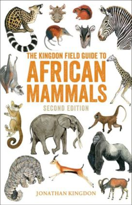 The Kingdon Field Guide to African Mammals | Dodax.at