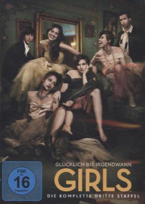 Girls, 1 DVD. Staffel.3 | Dodax.nl