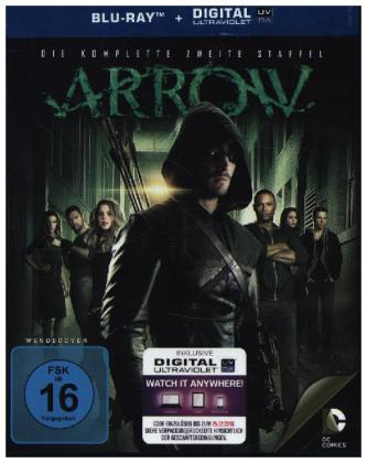 Arrow. Staffel.2, 1 Blu-ray | Dodax.at