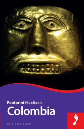 Footprint Colombia Handbook | Dodax.at