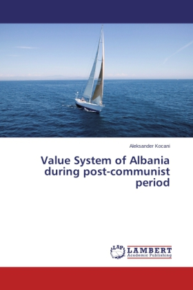 Value System of Albania during post-communist period   Dodax.ch