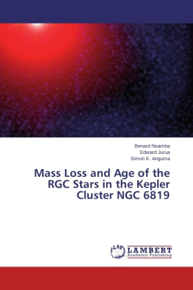 Mass Loss and Age of the RGC Stars in the Kepler Cluster NGC 6819 | Dodax.ch