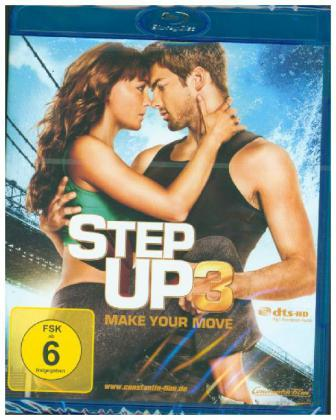 Step Up 3, 1 Blu-ray | Dodax.co.jp