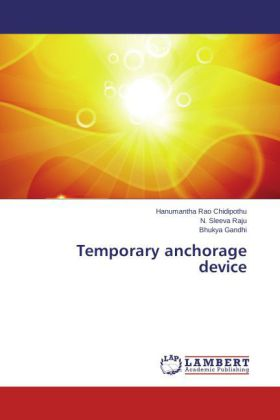 Temporary anchorage device | Dodax.de