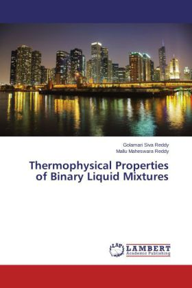 Thermophysical Properties of Binary Liquid Mixtures | Dodax.ch