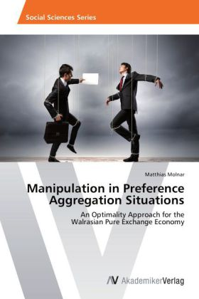 Manipulation in Preference Aggregation Situations | Dodax.de