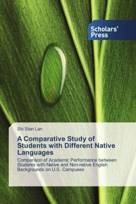 A Comparative Study of Students with Different Native Languages   Dodax.de