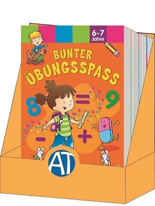 Bunter Übungsspass, 4 Hefte | Dodax.at