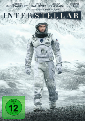 Interstellar, 1 DVD | Dodax.es