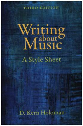 Writing about Music | Dodax.at