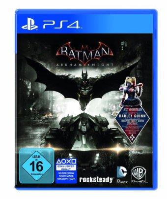 Batman Arkham Knight - PlayStation 4 | Dodax.es