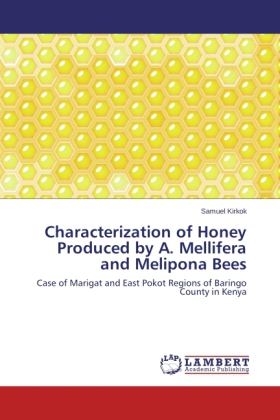 Characterization of Honey Produced by A. Mellifera and Melipona Bees | Dodax.ch