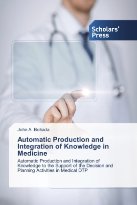 Automatic Production and Integration of Knowledge in Medicine | Dodax.ch