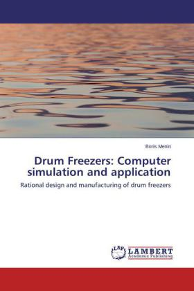 Drum Freezers: Computer simulation and application | Dodax.de