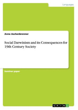 Social Darwinism and its Consequences for 19th Century Society | Dodax.pl