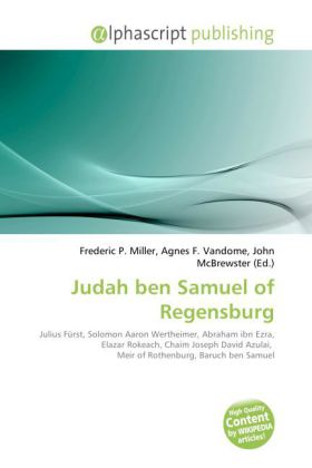Judah ben Samuel of Regensburg | Dodax.at