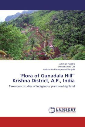 """Flora of Gunadala Hill Krishna District, A.P., India 