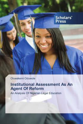 Institutional Assessment As An Agent Of Reform | Dodax.at