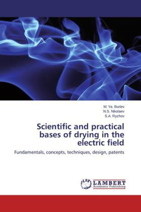 Scientific and practical bases of drying in the electric field | Dodax.de