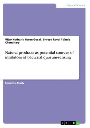 Natural products as potential sources of inhibitors of bacterial quorum-sensing | Dodax.pl
