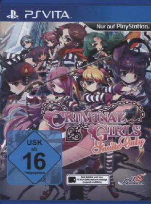 Criminal Girls: Invite Only German Packaging - PSV | Dodax.at